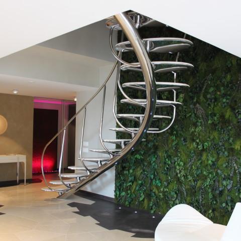 Giuseppe Finocchio - Ristrutturazione appartamento su due livelli 01