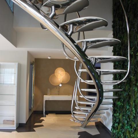 Giuseppe Finocchio - Ristrutturazione appartamento su due livelli 03