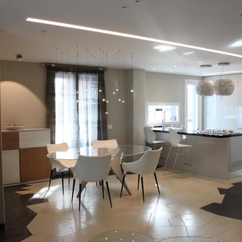 Giuseppe Finocchio - Ristrutturazione appartamento su due livelli 05