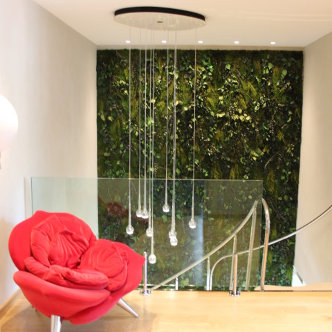 Giuseppe Finocchio - Ristrutturazione appartamento su due livelli 09
