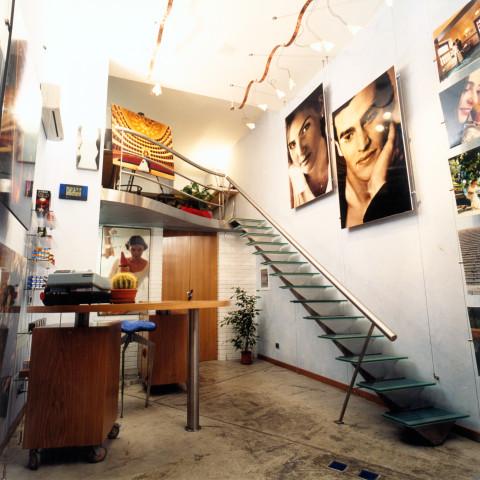 Giuseppe Finocchio - Ristrutturazione negozio 01