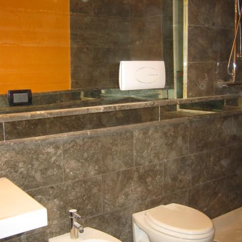 bagno interno villa Mondello 2