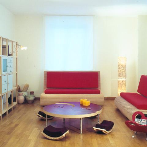 Giuseppe Finocchio - Produzione linea arredi Casa come me 01