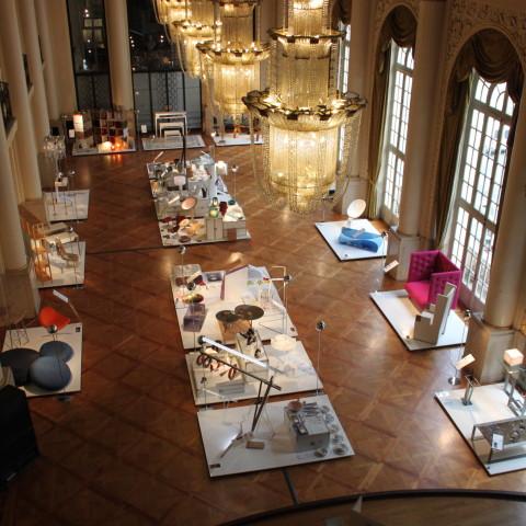 Giuseppe Finocchio - Progetto allestimento mostra a Parigi Il Genio delle due Sicilie