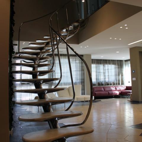 Giuseppe Finocchio - Ristrutturazione appartamento su due livelli 02