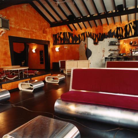 Giuseppe Finocchio - Ristrutturazione ristorante sui Navigli a Milano 01