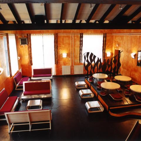 Giuseppe Finocchio - Ristrutturazione ristorante sui Navigli a Milano 02